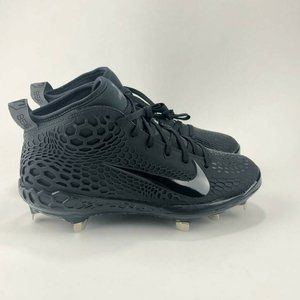 Nike Force Zoom Trout 5 Baseball Cleats Black Meta